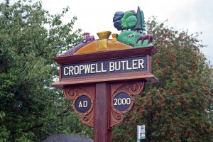 Cropwell Butler