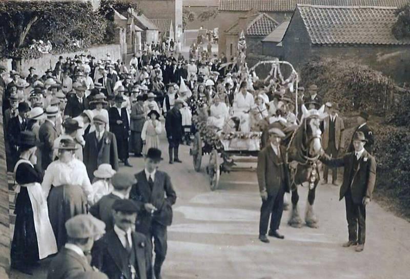 Cropwell Butler WW1 1919