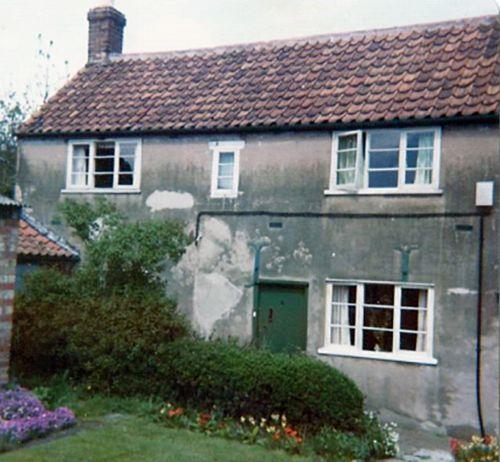Cropwell Butler Demolished Houses