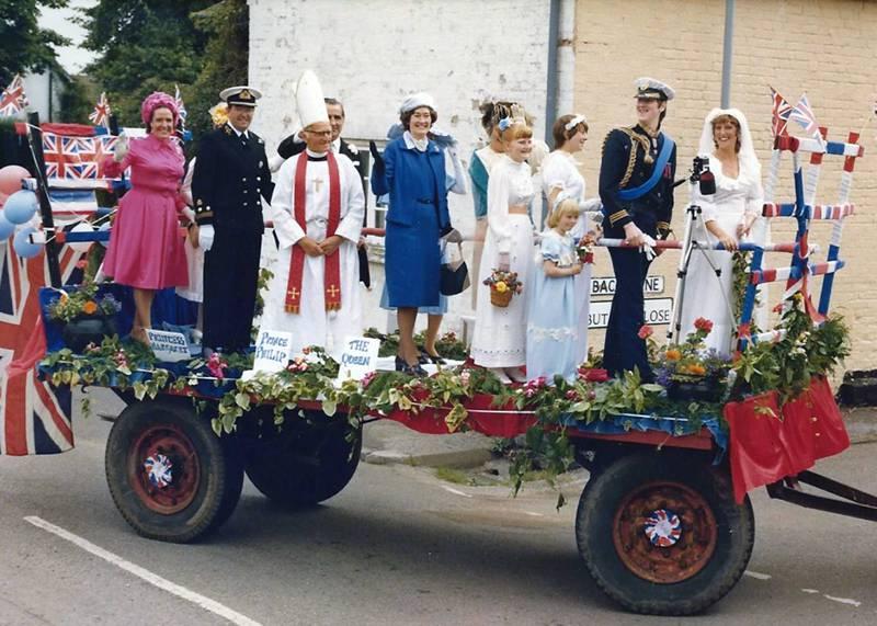 Cropwell Butler - Royal Wedding