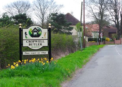 Welcome to Cropwell Butler