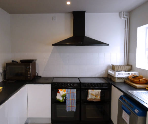 Kitchen Cooking Facilities