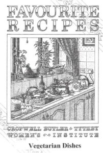 Vegetarian Dishes | WI Recipe Book