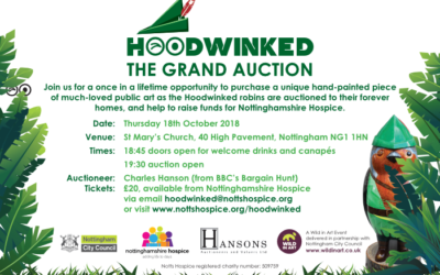 Hoodwinked Grand Charity Auction