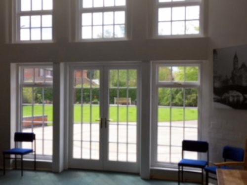 Crowell Butler Village Hall Committee Room  2018